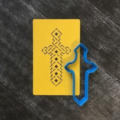 Майнкрафт меч №1