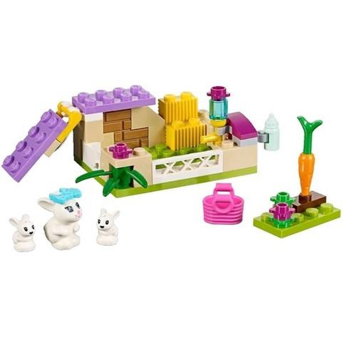 LEGO Friends: Зайчата 41087 — Bunny & Babies — Лего Друзья Продружки Френдз
