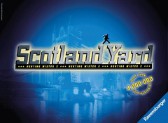 Scotland Yard (на английском языке)