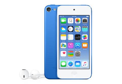 Apple iPod Touch 6 16Gb Blue купить в Перми