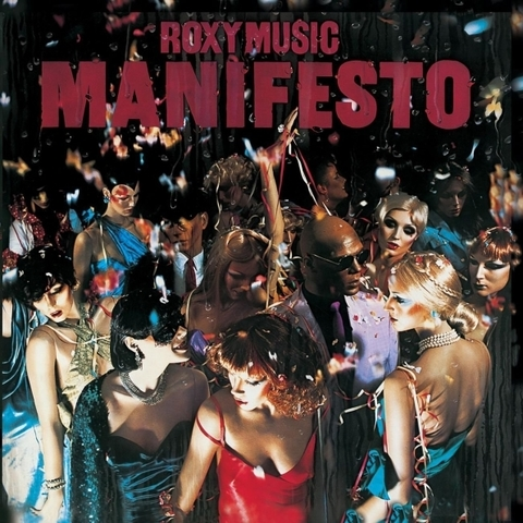Roxy Music / Manifesto (LP)
