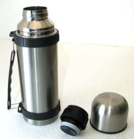 Термос металлический QE-812 750ml