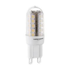 Лампа светодиодная SMD G9 3W AC 360° 3300К 4690389063046