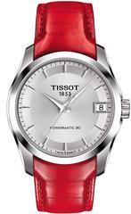 Женские часы Tissot Couturier Automatic T035.207.16.031.01