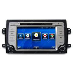 Штатная магнитола для Suzuki SX4 I 06-14 IQ NAVI D58-2803