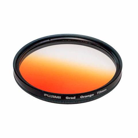 Градиентный фильтр Fujimi GC-ORANGE оранжевый 67 мм