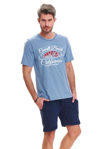 Мужская пижама PMB.9474 Light Jeans Doctor Nap