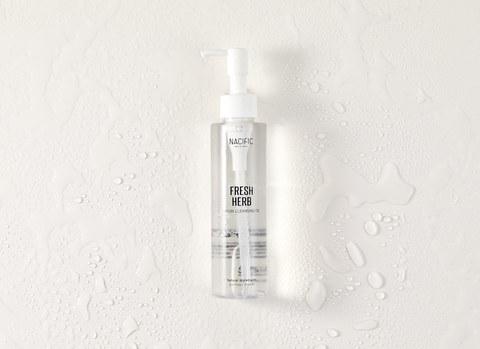 Гидрофильное масло с камелией и жасмином, 150 мл / Nacific Fresh Herb Origin Cleansing Oil