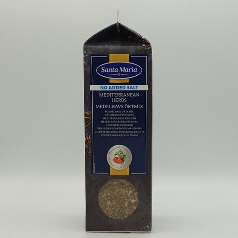 Смесь средиземноморские травы SANTA MARIA, 340 гр