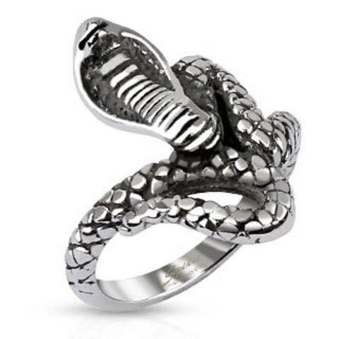 Кольцо женское 17,3 мм размер