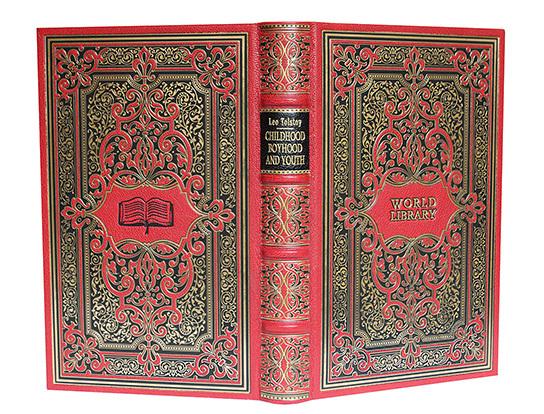 Tolstoy L. Childhood, Boyhood and Youth