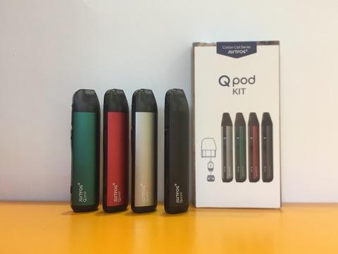 Набор qPod 900mAh 1.9мл by JustFog