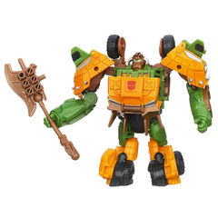 Робот Трансформер Прайм Балкхед (Bulkhead) 10 см - Охотники на чудовищ, Hasbro