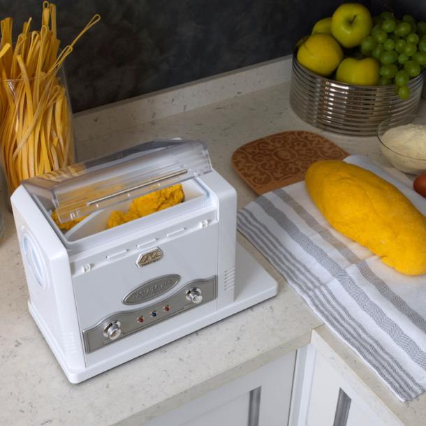 Marcato pasta fresca impastatrice con accessori - Impastatrice per pasta fatta in casa ...