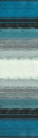 Купить Пряжа Alize Lanagold batik Код цвета 4467 | Интернет-магазин пряжи «Пряха»