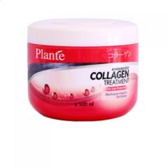 Маска для волос с гидролизованным коллагеном и люпином Plante