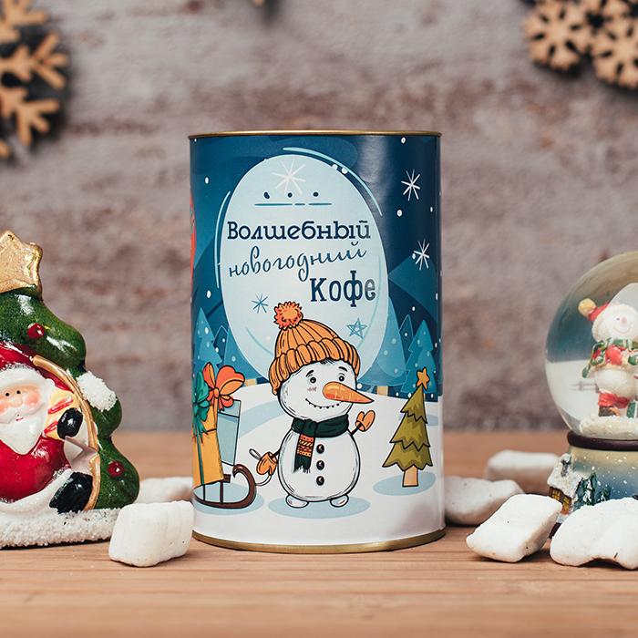 Купить подарочный кофе на Новый год в Перми ВОЛШЕБНЫЙ