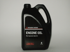 Масло Mitsubishi Engine Oil 5w-30 4 литра