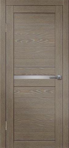 Дверь Дверная Линия ДО-Беатрис 2, стекло снег, цвет кипарис, остекленная