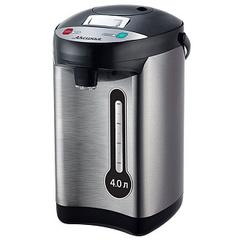 Чайник-термос электрический 800 Вт, 4 л АКСИНЬЯ КС-1802 нержавеющая сталь