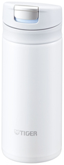 Термокружка Tiger MMX-A020 Snow White 0,2 л (цвет снежно-белый)