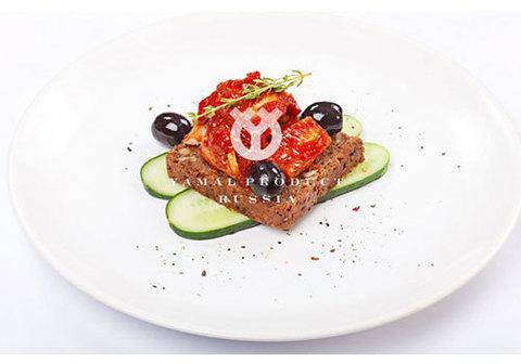 Ряпушка обжаренная в томатном соусе, 240г