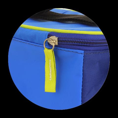 Сумка-термос Igloo HLC 24 blue вставка с пластиковым коробом
