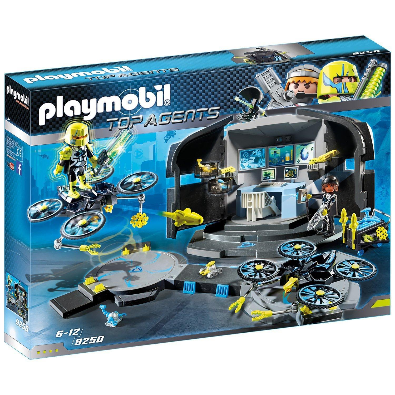 Конструктор Playmobil Командный пункт 9250pm