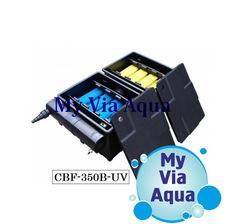 Проточный фильтр для пруда SunSun CBF-350В-UV
