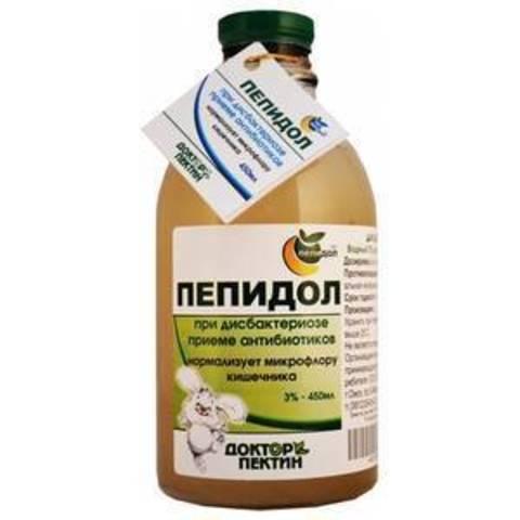 Пепидол ПЭГ (3% р-р), 450 мл. (Элюсан)