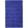 Полотенце 80х160 Cawo Noblesse 1001 синее