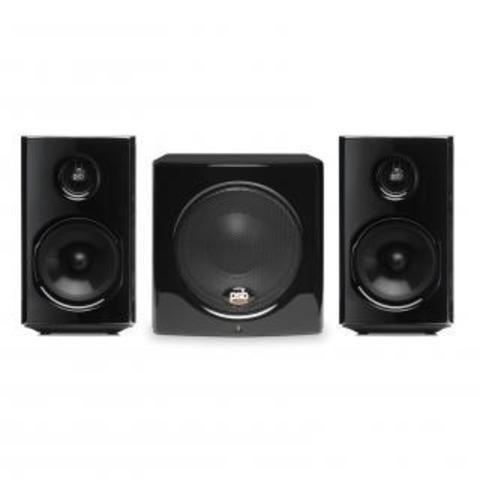 PSB Alpha 1-100, gloss black, система акустическая