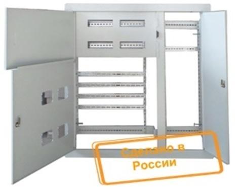 Корпус щита этажного 3 кв. модифицированный Народный (1000х950х140)