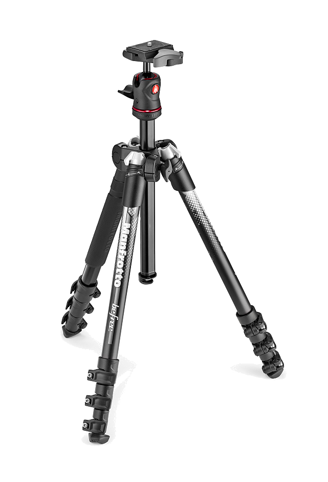 Manfrotto MKBFRA4GY-BH Befree New