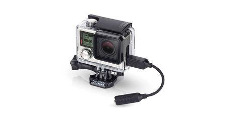 3.5 mm Mic Adapter For HERO 3  - Кабель для подключения аудио