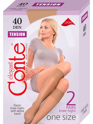 Гольфы Tension 40 (2 пары) Conte