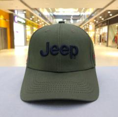 Кепка Jeep хаки (Бейсболка джип)