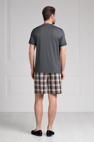 Пижама мужская с шортами  51657 Laete Турция