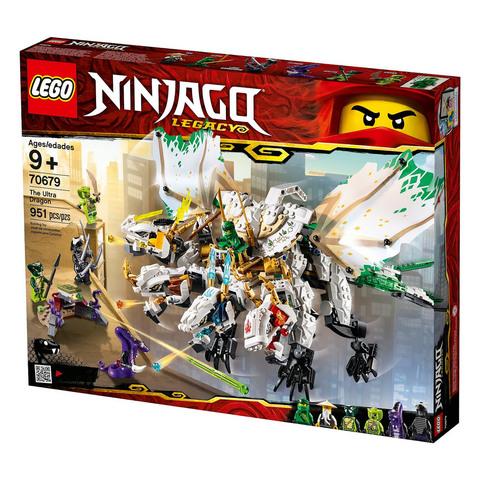 LEGO Ninjago: Ультра дракон 70679 — The Ultra Dragon — Лего Ниндзяго