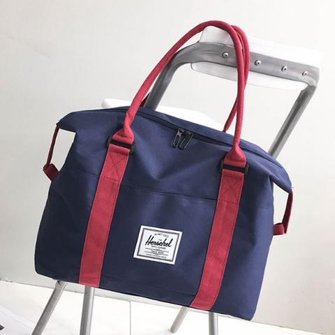 Спортивная сумка Fitness2u-HL - синяя
