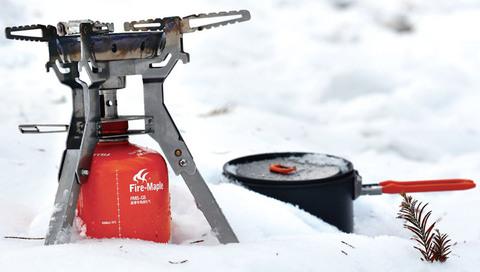 горелка Fire-Maple Family FMS-108 пьезо