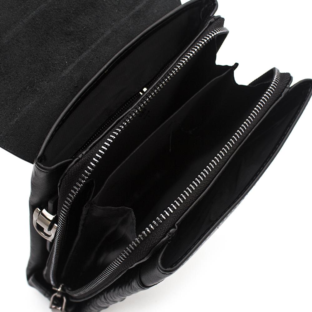 Кожаная мужская сумка через плечо HT 00135