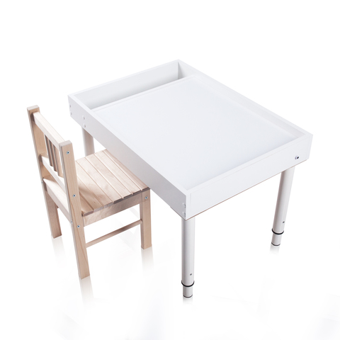Детский деревянный стульчик 2