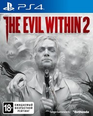 Sony PS4 The Evil Within 2 (русские субтитры)