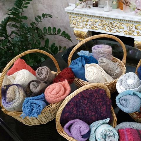 Собираем шали и носки для хосписа (сбор окончен)