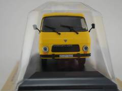 Rocar TV 12F 1:43 DeAgostini Auto Legends USSR #170