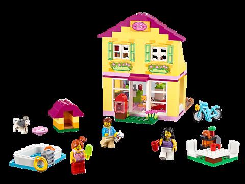 LEGO Juniors: Семейный домик 10686