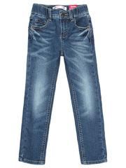 GJN006297 джинсы для девочек, медиум-дарк
