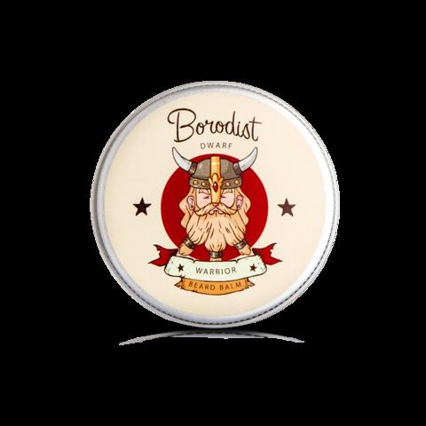 Borodist Бальзам для бороды «Warrior»
