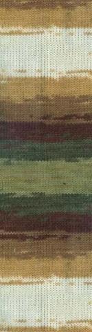 Купить Пряжа Alize Lanagold batik Код цвета 3344 | Интернет-магазин пряжи «Пряха»